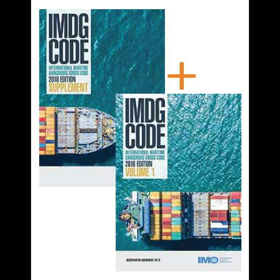 IMDG Code Amendement-39-18-books