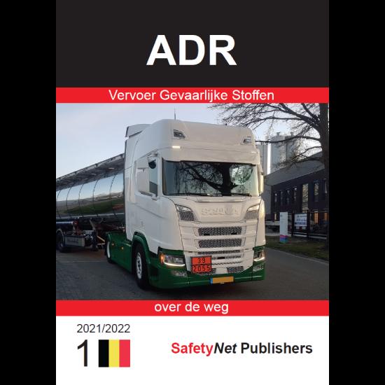 ADR 2021-2022 code boeken (Flemish edition)